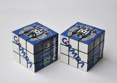 Education Toys Custom Rubik'S Cube Promotional Plastic Kid Puzzle Game 3x3