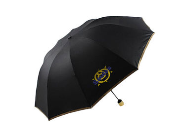 Full Color Promotional Printed Umbrellas Double Layer Folding Rain Umbrella