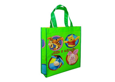 Full Color Printing Promotional Shopping Bags Non Woven Fabric