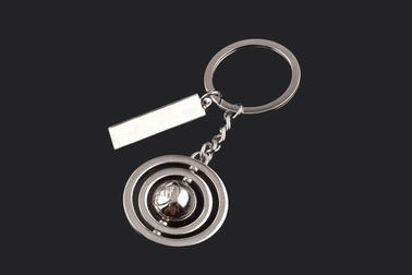 Promotional Souvenir Soft Pvc Rubber Custom Logo Car Key Chain