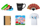 Promotional Company Advertising Gifts Novelty Product With Cups / Fans / T Shirt