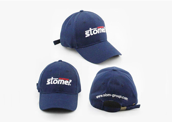 Custom Logo Printed Promotional Baseball Caps Cartoon Embroidery Design
