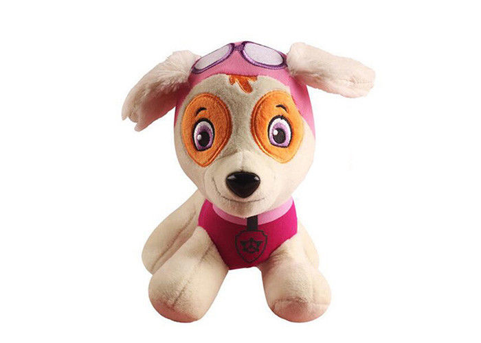 Soft Cute Promotional Plush Toys Cartoon Animals With Custom Logo