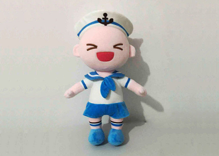 Cute Cotton Soft Promotional Plush Toys Custom Made Soft Toys With Keychain