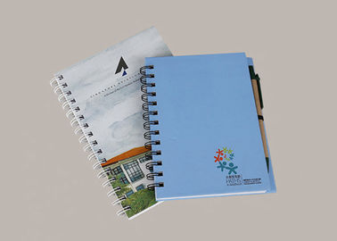 Promotional Spiral Notebooks